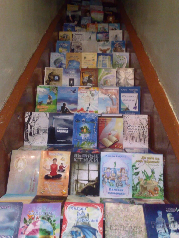 О книжных форматах и обложках