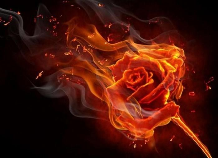 Красивые имена связанные с огнём
