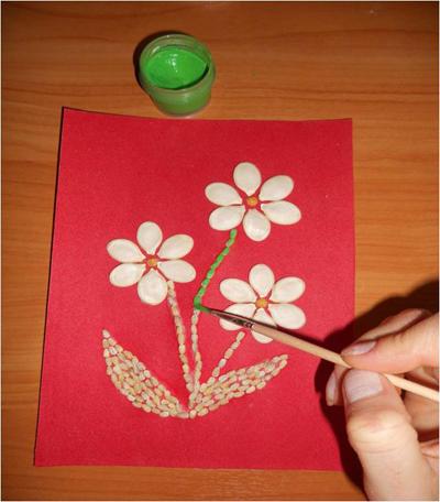 Как сделать поделку из бумаги на день матери