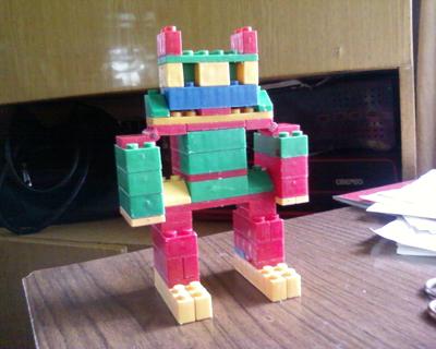 Собрать робота своими руками из конструктора
