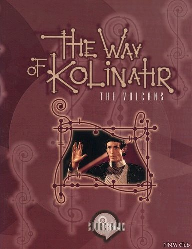The Way of Kolinahr - The Vulcans