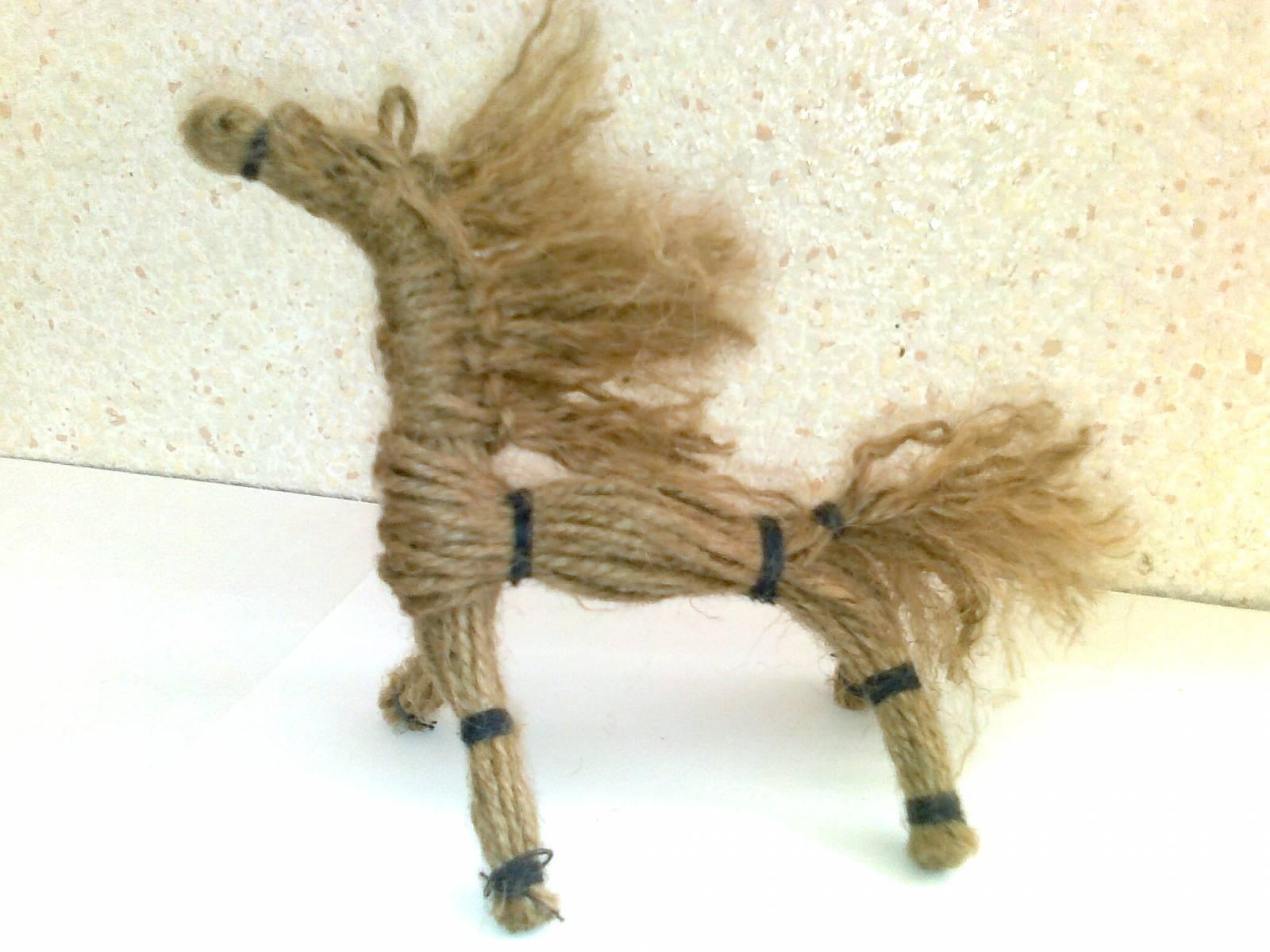 мастер класс лошадь своими руками